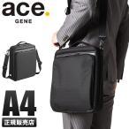 ショッピングエース エース エースドットジーン FLEX LITE FIT ショルダーバッグ メンズ ビジネスバッグ A4 ACE. GENE 54554