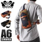ジャコモバレンティーニ GIACOMO VALENTINI ボディバッグ 日本正規品 ワンショルダーバッグ メンズ オロビアンコ(Orobianco)グループ 300101