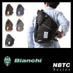 ビアンキ ボディバッグ メンズ レディース ワンショルダーバッグ 日本正規品 撥水性 ユニセックス A4ノート Bianchi NBTC-11