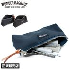 WONDER BAGGAGE Pouch S ポーチ ペンケース