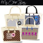 My Other Bag マイアザーバッグ トート Carry All キャリーオール ラージサイズ モンスターシリーズ