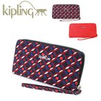 キプリング Kipling レディース財布 ラウンド ファスナー レディース 長財布 ALIA 19986 ラウンドサイフ ナイロン キプリング財布 ブランド おしゃれ 可愛い