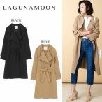 SALE40%OFF LagunaMoon ラグナムーン Autumn soft styleトレンチコート 031640001001