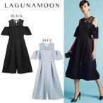 LagunaMoonラグナムーンLADYオープンショルダー2wayドレス031720300101/2017春夏