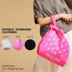 DOUBLE STANDARD CLOTHING ダブルスタンダードクロージング 通販 Ball&Chain / Star ショッピングバッグ 0400028203 ダブスタ エコバッグ BAG