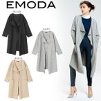 SALE50%OFF EMODA エモダ コーディガン light wool コート 041530000501