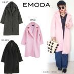 EMODA エモダ シャギーウールコート 041650000301