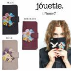 jouetie ジュエティー ナイロンシシュウiPhone7ケース iPhone7対応 081711000601/2017春夏