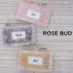 ROSE BUD ローズバッド ファースマホケース iPhoneケース iPhone6/6S対応 607001