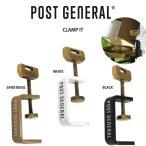 POST GENERAL(ポストジェネラル) CLAMP IT クランプイット 981960006 ビンテージ風雑貨 キャンプ アウトドア ツールギア DIY家具 カスタム