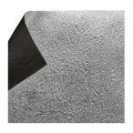 もみ銀箔両面和紙 単色 18cm 黒 10枚入 K0904 5セット