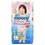 【パンツ Lサイズ】ムーニーマン女の子 エアフィット (9~14kg)44枚