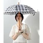 UNITED ARROWS / ユナイテッドアローズ UBBT チェック 晴雨兼用 ショート 傘