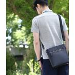 TAKEO KIKUCHI / タケオキクチ 【WEB限定】イタリアンレザーショルダーバッグ