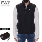 エンポリオアルマーニ ライトダウンジャケット メンズ ベスト EMPORIO ARMANI EA7 ブラック 8NPQ03 PNE1Z
