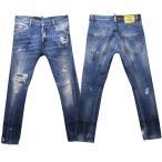 ディースクエアード DSQUARED2 ジーンズ メンズ CLASSIC KENNY TWIST JEAN ブルー系 S74LB0359 S30309 470 /50004