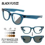 BLACKFLYS,ブラックフライ/20/FLY WHEELER,フライウィーラー 調光レンズ/BF-1407-02/C.BLUE/GREY PHOTOCHROMIC/サングラス/ユニセックス/ボスリントン