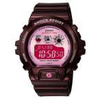 CASIO、カシオ/G-SHOCK mini、ジーショック・ミニ/GMN-692-5JR/パールブラウン×ピンク