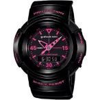 ショッピングShock CASIO、カシオ/G-SHOCK mini、ジーショック・ミニ/GMN-500-1B2JR/BLACKxPINK,ブラック×ピンク