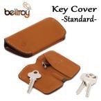 BELLROY,ベルロイ/キーカバー,キーケース/KEY COVER/スタンダードサイズ/鍵2〜4本/EKCA/CARAMEL・キャラメル/レザー