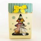 クリスマスお菓子詰め合せ クリスマスバルーンリースバッグ