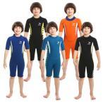 ウェットスーツ 子供用 サーフィン フルスーツ バックジップ ネオプレーン ダイビング マリンスポーツ