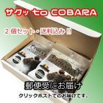【送料込み!期間限定!クリックポストでお届け】 ドクターズチョコレート 2 袋セット サクッ to COBARA 17g