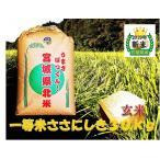 ささにしき 宮城県産 2019年度産 特別栽培 純粋新米 玄米 30kg