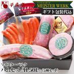 豚肉 肉 国産 ハム  ソーセージ H-50E ギフト包装代込