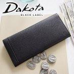 Dakota BLACK LABEL ダコタブラックレーベル リバーII 小銭入れ付き長財布 0625705 人気