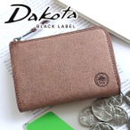 Dakota BLACK LABEL ダコタ ブラックレーベル バレック パスケース付きコインケース 0627906