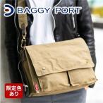 バギーポート 帆布バッグ BAGGY PORT ショルダーバック メンズ BAGGY PORT ACR-459 人気
