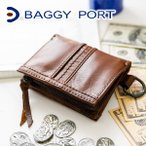 BAGGY PORT バギーポート 財布 二つ折り財布 メンズ SNK614 人気
