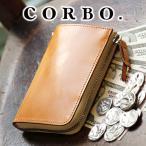 【ポイント10倍】コルボ 財布 ブライドルレザー CORBO 小銭入れ付き 二つ折り財布 メンズ 1LD-0225 人気