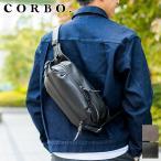 コルボ バッグ CORBO ボディバッグ メンズ CORBO 8KA-9514 人気