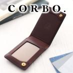 CORBO. コルボ 定期入れ 定期入 メンズ 革 8LC-9951 人気