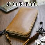 コルボ 財布 ラウンドジップ CORBO 小銭入れ付き長財布 メンズ CORBO. 8LO-9934 人気