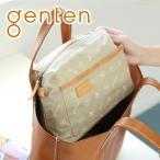 【ポイント10倍】バッグインバッグ genten ゲンテン レディース ポーチ バッグインバッグ 40881 人気
