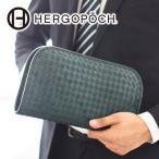 【ポイント15倍】HERGOPOCH エルゴポック 06 Series 06シリーズ ワキシングレザー クラッチバッグ 06I-CL 人気
