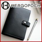 ショッピング手帳 HERGOPOCH エルゴポック 06 Series 06シリーズ ワキシングレザー 手帳カバー(A6サイズ) 06W-DA6 人気