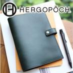 ショッピング手帳 【ポイント15倍】HERGOPOCH エルゴポック 06 Series 06シリーズ ワキシングレザー 手帳カバー(B6サイズ) 06W-DB6 人気