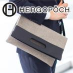 エルゴポック HERGOPOCH メンズ バッグ クラッチ