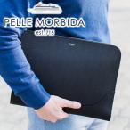 PELLE MORBIDA ペッレモルビダ Capitano キャピターノ エンボスレザー クラッチバッグ PMO-CA009 人気