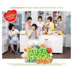 SUPER JUNIOR Happy / 料理王 (COOKING? COOKING )[SUPER JUNIOR]SMCD170[韓国 CD]