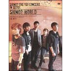 SHINee / [2013年8月セール品] (DVD・2Disc) THE 1ST CONCERT:SHINEE WORLD [2DVD+フォトブック] [SHINee] 430094