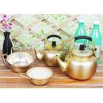 [韓国雑貨]マッコリ飲むなら やっぱりコレがないと!(やかんと2つの器セット)[韓国 雑貨] [かわいい] [アジアン雑貨]homeos929883+954412