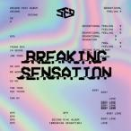 SF9 / BREAKING SENSATION (2ND MINI ALBUM) [SF9][CD]