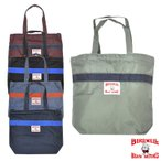 【5 COLOR】BIRDWELL(バードウェル) 【MADE IN U.S.A】 TOTE BAG / SHOULDER BAG(アメリカ製 トートバッグ / ショルダーバッグ)