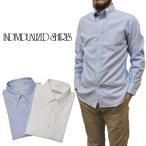 ショッピングINDIVIDUALIZED 【2 COLOR】INDIVIDUALIZED SHIRTS(インディビジュアライズドシャツ) STANDARD FIT SHIRTS(長袖スタンダードフィットシャツ) ARROW OXFORD
