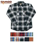 【11 COLOR】CAMCO(カムコ) HEAVY WEIGHT FLANNEL SHIRTS(ヘビーウェイトフランネルシャツ)